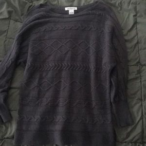🌺 2 for $10 Gray Sweater